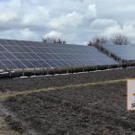 станція потужністю 30 кВт Рівненський район 3